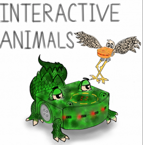 techykids interactive animals