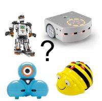 comparing robots