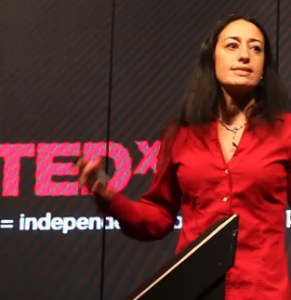 Sharon's Tedx Talk