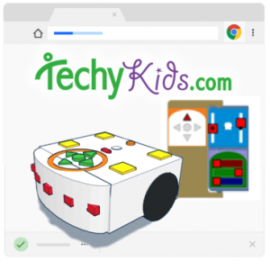 TechyKids Web Course