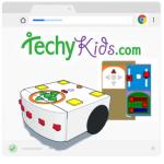 TechyKids Web Course